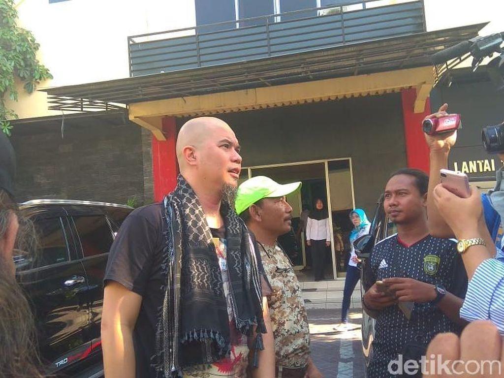 Polisi Tetapkan Ahmad Dhani Tersangka Kasus Ujaran Kebencian