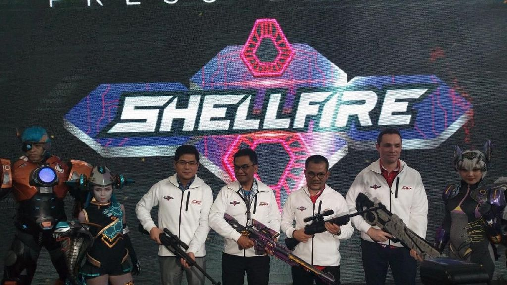Mulai Fokus di Industri Game, Telkomsel Luncurkan ShellFire