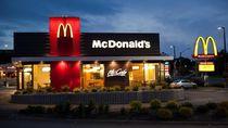 Wouw! Wilayah Ini Tercatat Memiliki Gerai McDonalds Terbanyak