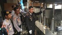 Home Industry Arak Digerebek, Diaku Sebagai Pabrik Pupuk Cair