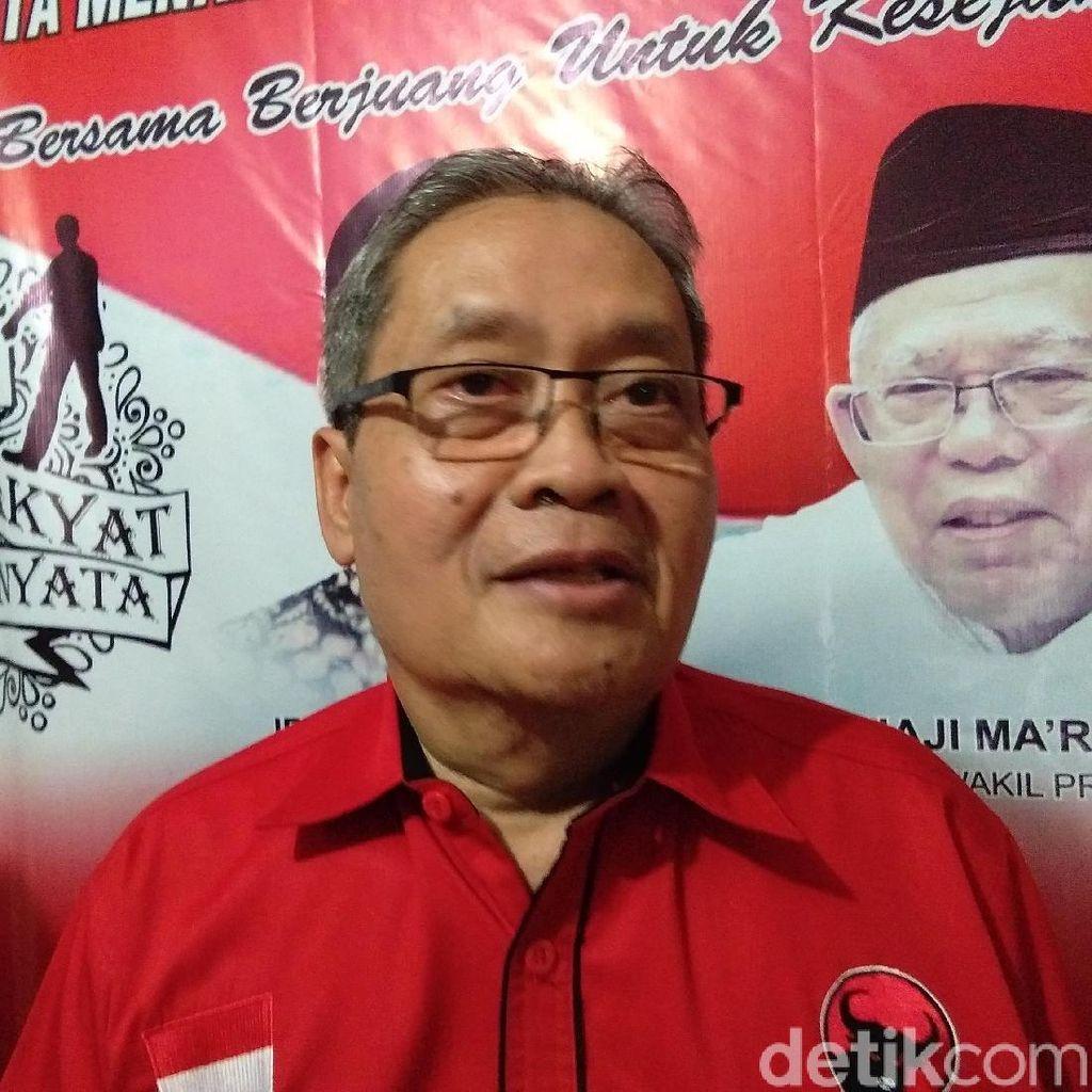 Tantang Prabowo Pindahkan Markasnya ke Yogya, PDIP DIY: Siapa Takut?