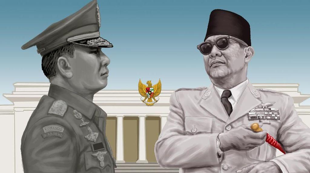 Jenderal Moersjid di Antara Sukarno dan Soeharto