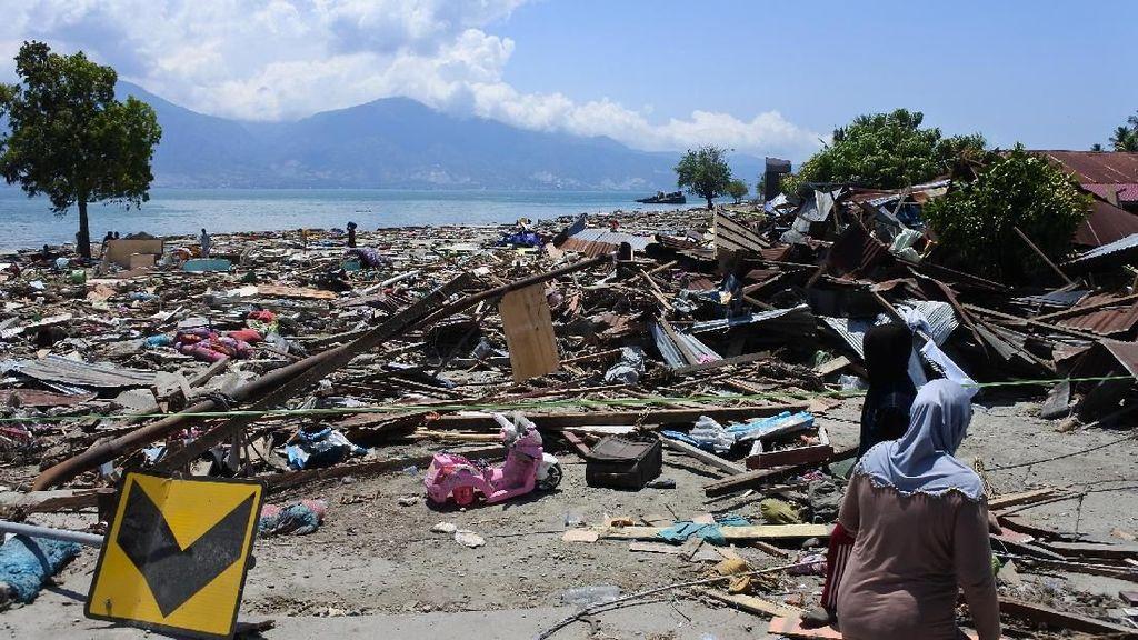 Kominfo: Coverage Operator di Sulteng Sudah Pulih 49%