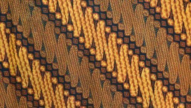 Bukti Batik Parang dari Indonesia Bukan Malaysia