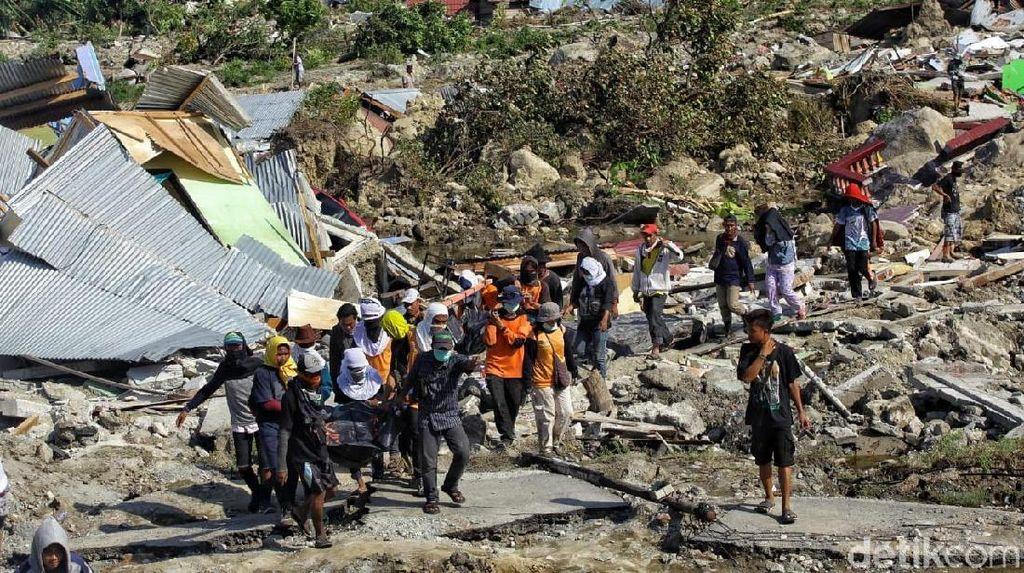 Gudang Runtuh Akibat Gempa, Ini Langkah Bulog