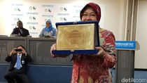 Surabaya Sabet Penghargaan Scroll of Honour Award dari UN Habitat