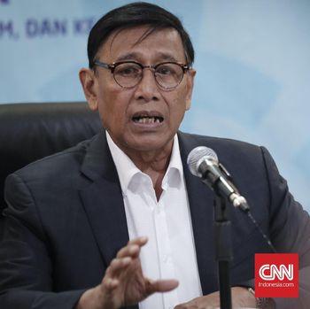 Wiranto: KPI Diperlukan Demi Menjaga Opini Publik Tetap Sehat