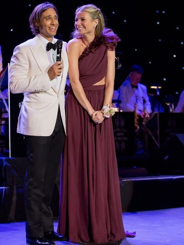 Gwyneth Paltrow dan Brad.
