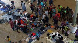 Pedagang di Perbatasan RI-PNG Bisa dapat Omzet Jutaan per Hari
