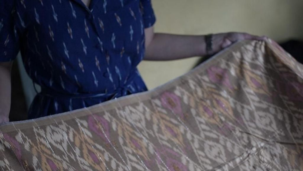 Ini Keistimewaan Tenun Donggala yang Para Perajinnya Kini Jadi Korban Gempa