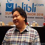 Kata Liem Swie King soal Namanya Jadi Trofi Piala Superliga Junior