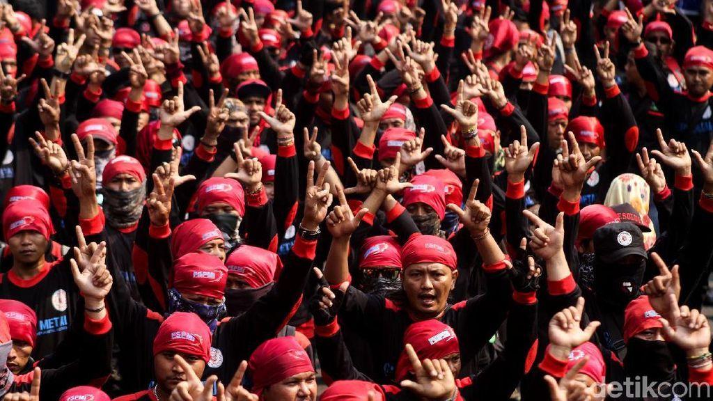 Jokowi Diminta Ubah Aturan, Said Iqbal: PP Upah Merugikan Buruh