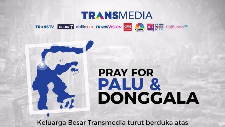 Ayo Bantu Sulteng, Donasi Dompet Amal Transmedia Capai Rp 8,8 M