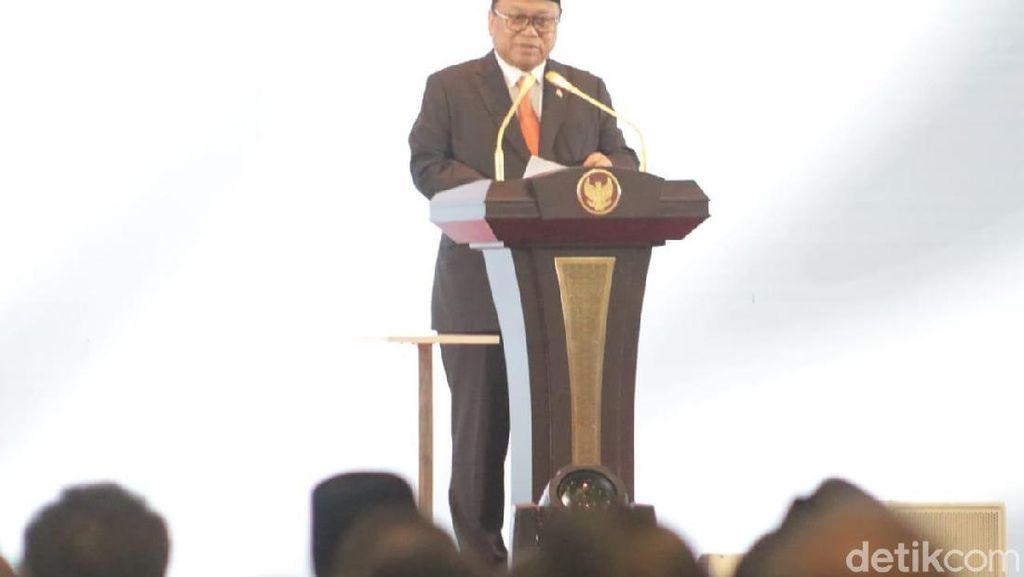 OSO Pamer Berhasil Fasilitasi Pertemuan Pemda Papua dengan Freeport