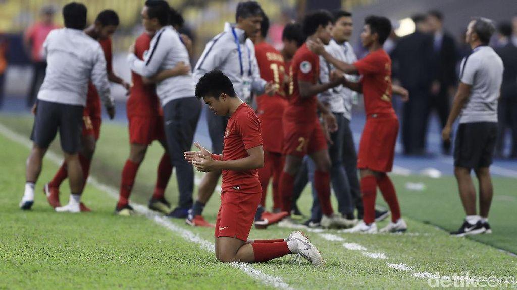 Drawing Kualifikasi Piala Asia U-16 2020: Indonesia Masuk Grup G