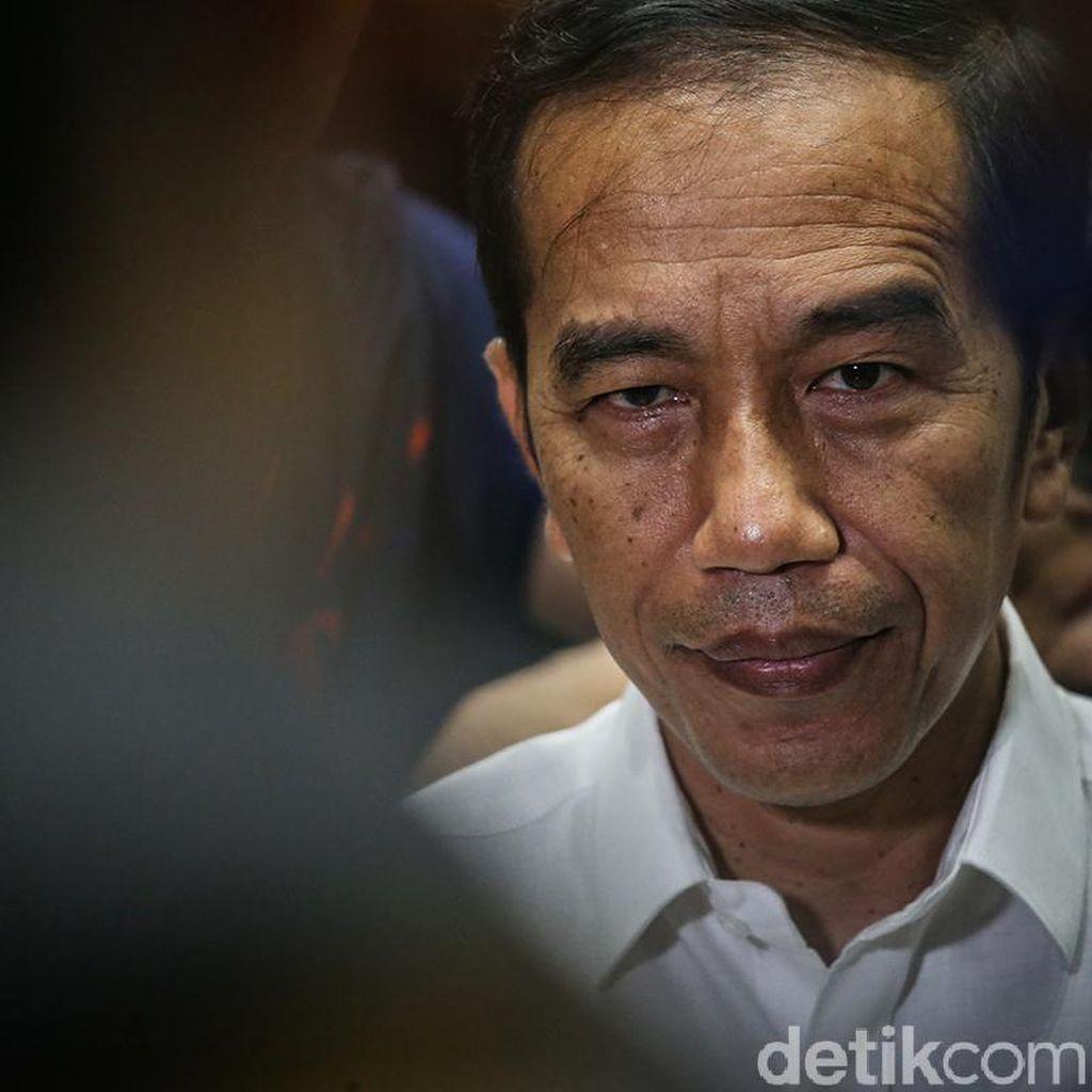 Jokowi: Tahun Politik Apa Pun Digoreng, Termasuk Harga Sembako