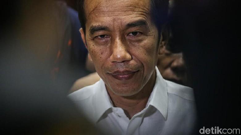 Jokowi: Politik Genderuwo Harus Disetop!