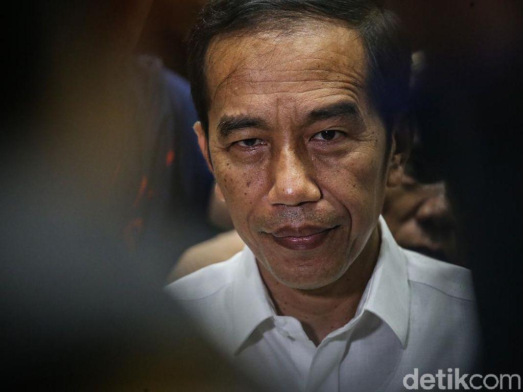 Kisah Jokowi: Bertemu Hangat dengan Menlu Palestina, Dirayu Israel