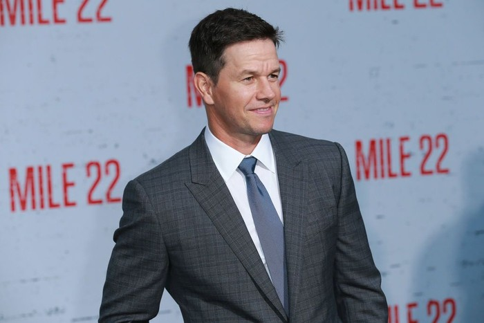 WESTWOOD, CA - AUGUST 09:  Actor Mark Wahlberg attends the Premiere Of STX Films