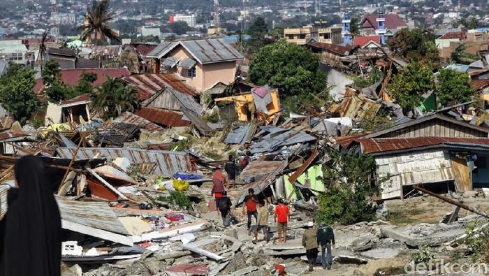 Gempa Palu, Sulawesi Tengah. Foto: Pradita Utama
