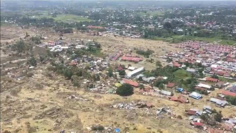 Petobo Palu Ditelan Lumpur Pascagempa, Ratusan Orang Diduga Terkubur
