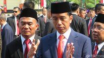 Jokowi Bertemu Timses, Minta Kampanye Positif