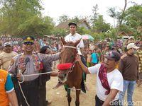 Saat Pacuan Kuda Jadi Ajang Silaturahmi Kepala Desa Se-Jawa dan Bali