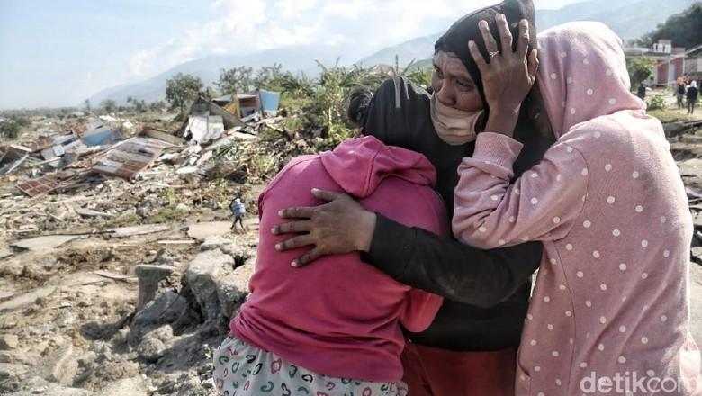 Uluran Tangan Dunia untuk Korban Gempa Sulteng