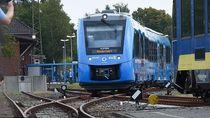 Keren! Jerman Punya Kereta Berbahan Bakar Hidrogen Pertama di Dunia