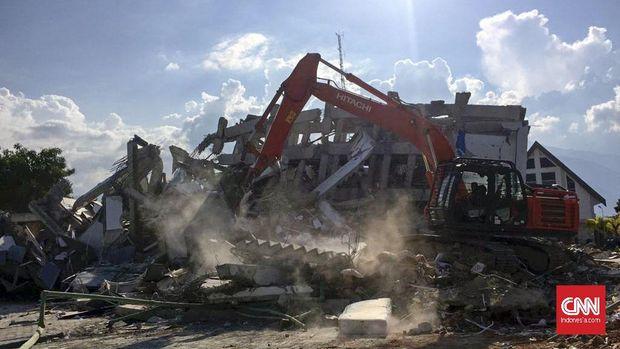 Gempa Palu, Altet Paralayang Asal Korsel Tewas di Hotel