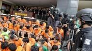 Polisi Ringkus 539 Tersangka Narkoba dalam Operasi Nila Jaya