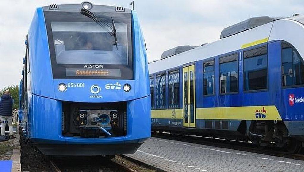 Dua Raksasa Kereta Bersatu Demi Lawan China