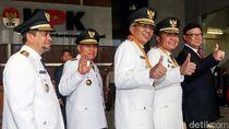 Mendagri Ajak Gubernur-Wagub Kaltim dan Sumsel ke KPK