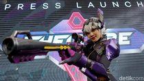 Cosplayer Ini Meriahkan Kehadiran Game ShellFire Telkomsel