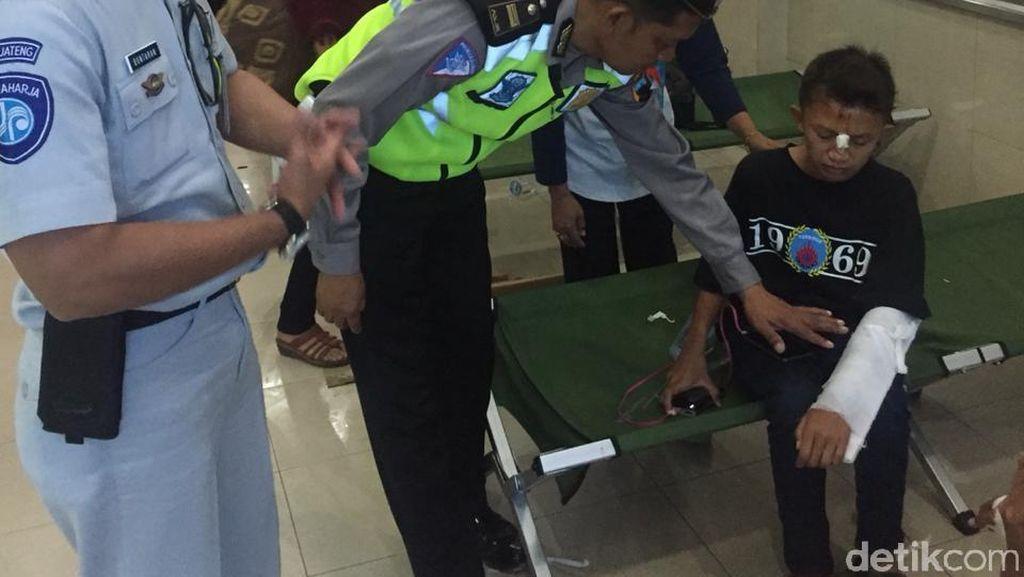 Ini Identitas Para Korban Kecelakaan Bus Siswa SMP di Tol Brebes