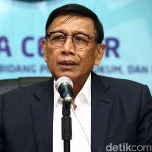 Kata Wiranto soal Pembangunan Fasilitas Militer di Bandara Batam