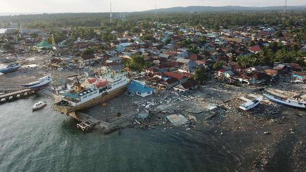Gempa dan Tsunami Palu Dorong Inflasi Oktober
