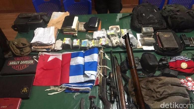 TNI-OPM Baku Tembak di Papua, 1 Orang Tewas