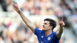 Diminati Man United dan Man City, Maguire Tak Ambil Pusing untuk Sekarang
