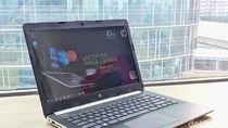 Penampakan Laptop HP yang Ramah di Kantong