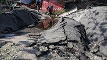 Dampak Gempa, Jaringan Air Minum di Palu Rusak Parah