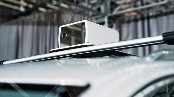 Mantan Karyawan Apple mengembangkan mata: untuk mobil otonom (Foto: Dok. Aeva)