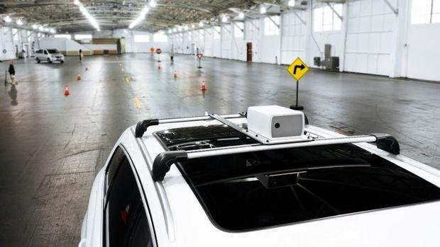 Mantan Karyawan Apple Kembangkan 'Mata' untuk Mobil Otonom