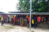 Pantai Sulaiman Ada di Tapal Batas Papua Nugini