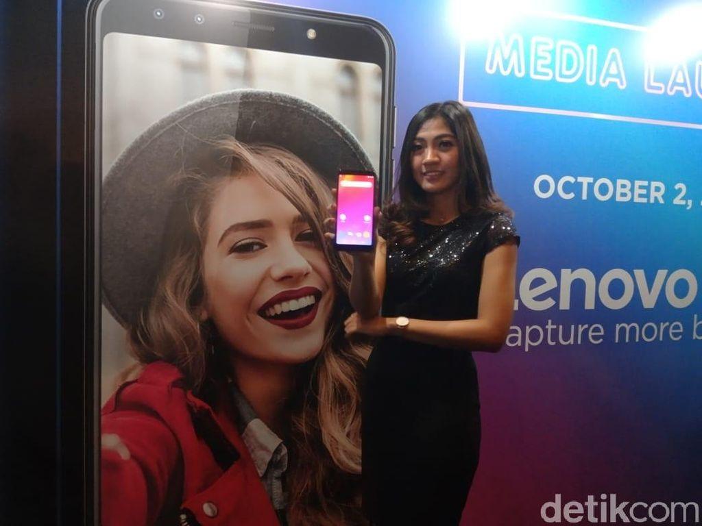 K9 jadi ponsel baru Lenovo untuk kembali bersaing di pasar Indonesia. Foto: Imron Rosyadi/detikinet
