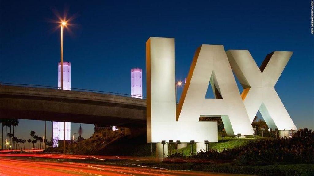 Bandara Los Angeles Izinkan Penumpang Bawa Ganja, Eh Gimana?