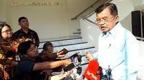 Soal OTT Bupati Bekasi, JK Singgung Ongkos Politik Mahal