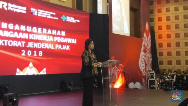 Sri Mulyani: Tantangan Ekonomi Makin Besar di Akhir 2018