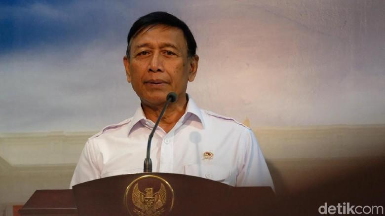 Wiranto: GP Ansor Ormas Islam, Tak Mungkin Sengaja Bakar Kalimat Tauhid