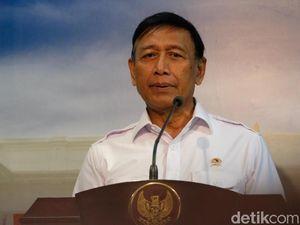 Saat Wiranto Heran Ada Unsur Politik di Demo Terkait Agama